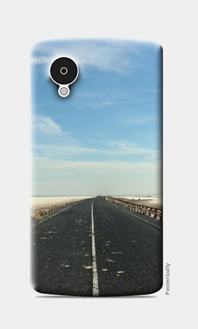 White salt lake Mobile case Nexus 5 Cases | Artist : The Storygrapher