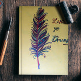 Dreams Notebook | Artist : Kriti Pahuja