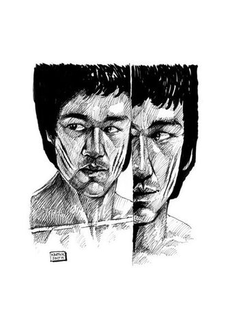 Wall Art, Enter the Dragon Wall Art | Artist : Karthik Abhiram, - PosterGully