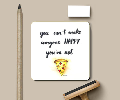 Coasters, pizzzzzaaa Coasters | Artist : Vanya Verma, - PosterGully