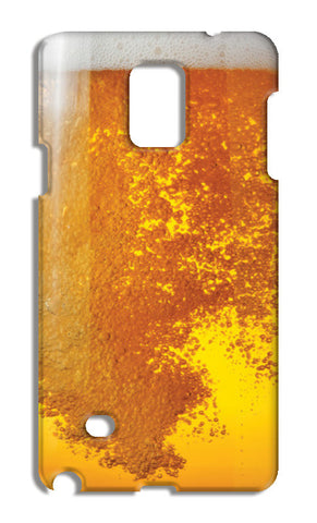 Beer Mug Samsung Galaxy Note 4 Cases | Artist : Sabrina Ruiz