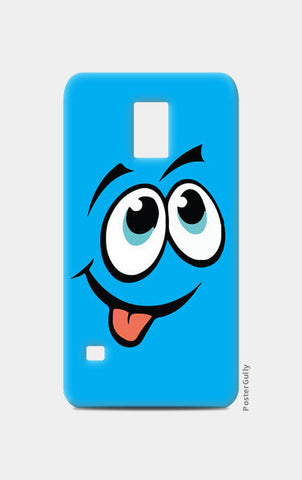 Samsung S5 Cases, Creepy cute Monster Expression Samsung S5 Case | Mona Singh, - PosterGully