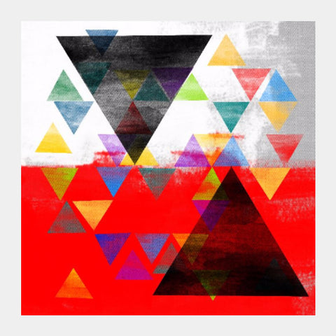 Square Art Prints, Tantra Painting | equilibrium | Artist: Sanket R, - PosterGully