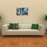 Canvas Art Prints, Arrive At The Party Stretched Canvas Print, - PosterGully - 3