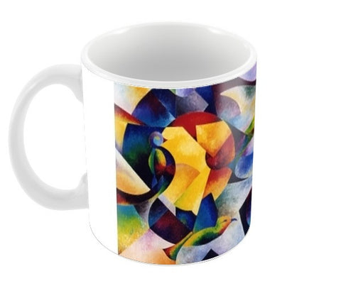 Envol Coffee Mugs | Artist : BEDEUR Beatrice