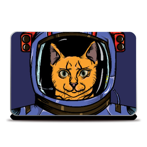 Laptop Skins, To Infinikitty And Beyond Laptop Skin  | Raul Miranda, - PosterGully