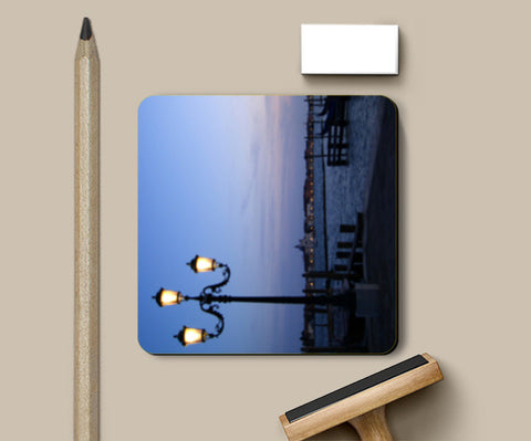 Coasters, Sunset in Italy Coasters | Artist : Akshaya Sawant, - PosterGully
