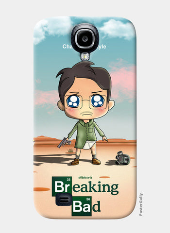 Samsung S4 Cases, Breaking Bad Walter White Samsung S4 Cases | Artist : Toshib Bagde, - PosterGully