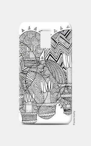 Samsung S5 Cases, Doodle Light Samsung S5 Cases | Artist : Eggoticons, - PosterGully