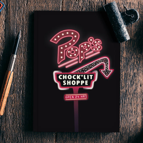 Riverdale Pop's Notebook | Artist : Shrishti Chouhan