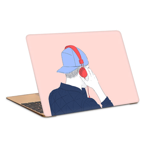 Music Is Life Laptop Skin