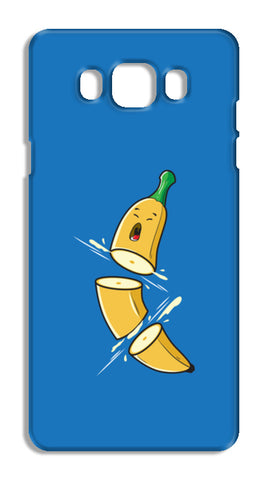 Sliced Banana Samsung Galaxy J7 2016 Cases | Artist : Inderpreet Singh