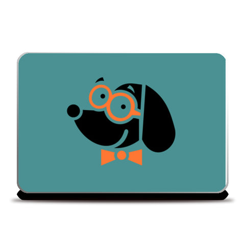 Geek Dog Laptop Skins | Artist : Creative DJ