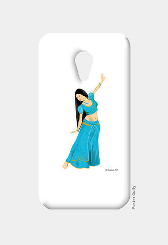 Moto G2 Cases, Woman Dancing Moto G2 Cases | Artist : Deepak NT, - PosterGully