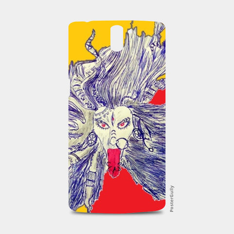One Plus One Cases, Goddess Kaali One Plus One Cases | Artist : Piyush Sain, - PosterGully