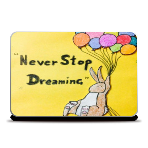 Laptop Skins, dreams Laptop Skin | Doodleicious, - PosterGully