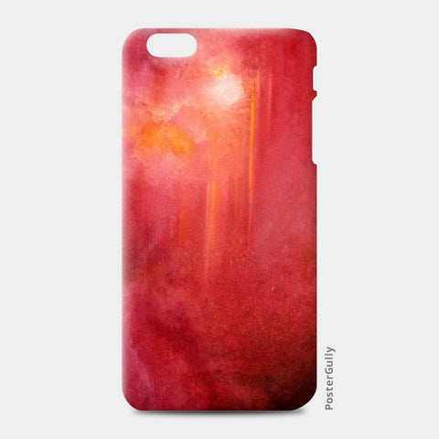 For the love of Red iPhone 6 Plus/6S Plus Cases | Artist : Anna Joseph Kurian