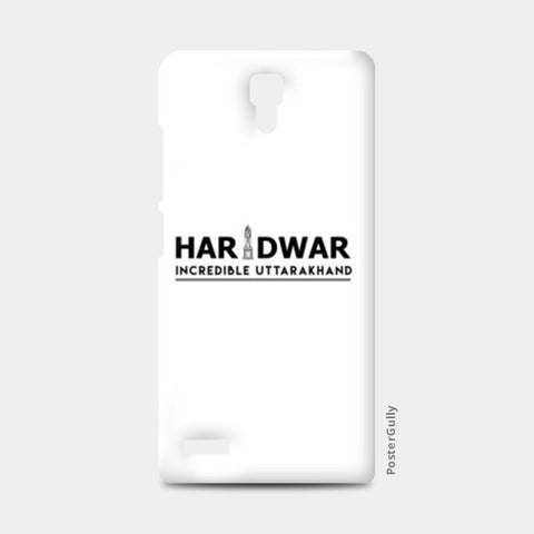 Haridwar Incredible Uttarakhand Redmi Note Cases | Artist : Tripund Media Works