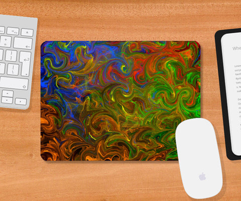 Rhythm of colors Mousepad | Artist : Amar Singha