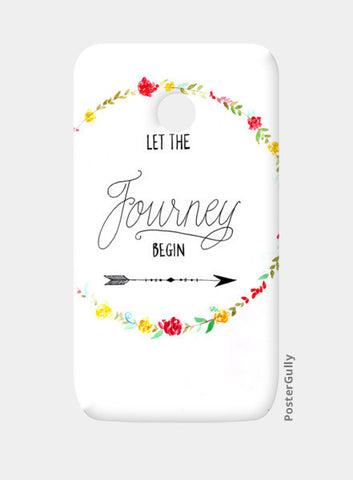 The Journey phone case Moto E Cases | Artist : Anjali Nilakantan