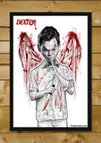 Brand New Designs, Dexter Wings Artwork | Artist: Sri Priyatham, - PosterGully - 2