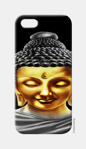 iPhone 5 Cases, Gautam Buddha Golden iPhone 5 Cases | Artist : Pranit Jaiswal, - PosterGully