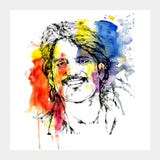 Square Art Prints, Men 2 Square Art Prints | Artist : Pradeesh K, - PosterGully