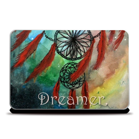 Laptop Skins, Dreamer Laptop Skins | Artist : Chahat Suri, - PosterGully