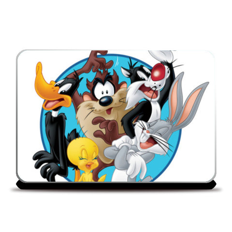 looney toons Laptop Skins | Artist : Fariya Arts