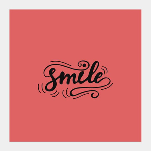 Smile Square Art Prints PosterGully Specials