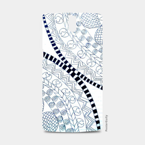 Symme3 (Doodle All The Way!) One Plus One Cases | Artist : Hansika Sachdeva