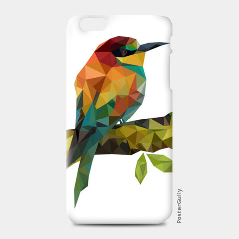 iPhone 6/6S Plus Cases, Poly Bird iPhone 6 Plus/6S Plus Cases | Artist : Swathi Kirthyvasan, - PosterGully