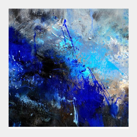 Square Art Prints, abstract 6951 Square Art Prints | Artist : pol ledent, - PosterGully