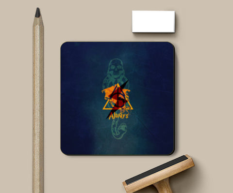 Always | Harry Potter Coasters | Artist : Ved Uttam
