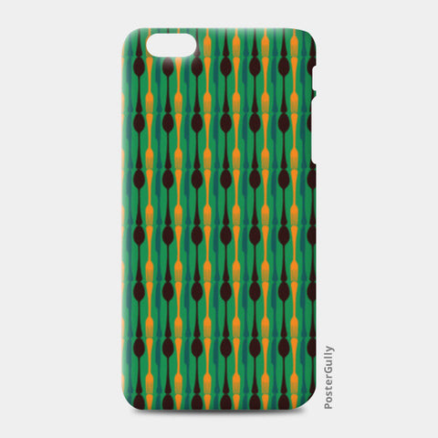 Time To Eat iPhone 6 Plus/6S Plus Cases | Artist : Kaushani Majumder
