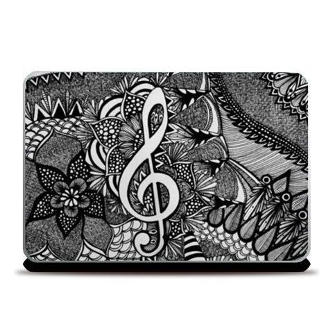 Laptop Skins, Art Symphony Laptop Skins | Artist : Dr. Green, - PosterGully