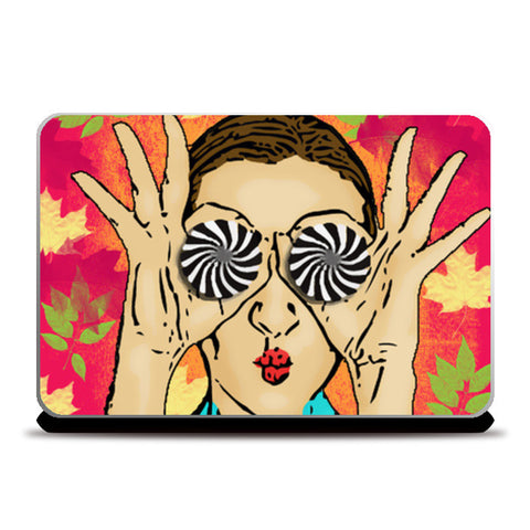 Laptop Skins, Hey There!..Hello! Laptop Skins | Artist : Design_Dazzlers, - PosterGully