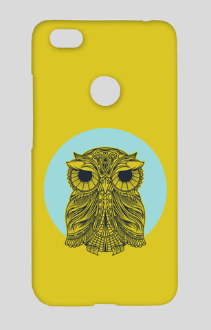 Owl Redmi Note 5A Cases | Artist : Inderpreet Singh