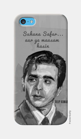 Bollywood- Dilip Kumar- Old is Gold iPhone 5c Cases | Artist : Raman Bhardwaj