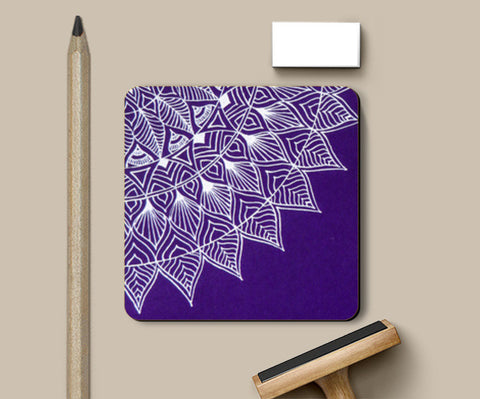 Coasters, Mandala Coasters | Artist : Oodles of Doodles | Purvi, - PosterGully