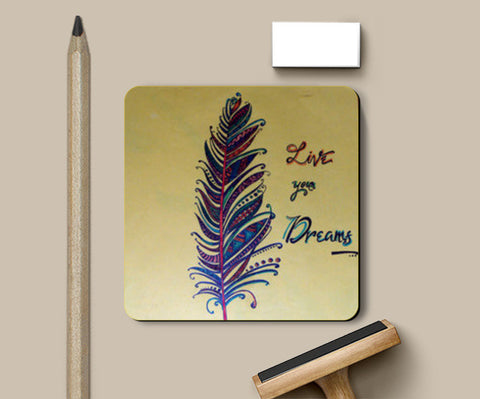 Coasters, Dreams Coasters | Artist : Kriti Pahuja, - PosterGully