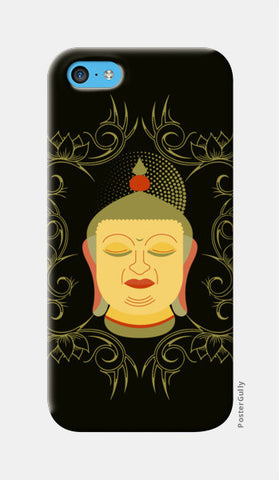 Gautama Buddha iPhone 5c Cases | Artist : Designerchennai