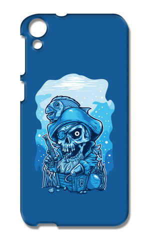 Cartoon Pirates HTC Desire 820 Cases | Artist : Inderpreet Singh