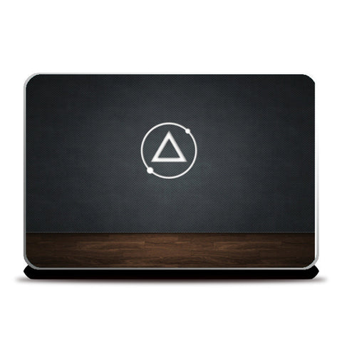 Laptop Skins, Carbon wood laptop skin Laptop Skins | Artist : Keepcalm Prints, - PosterGully