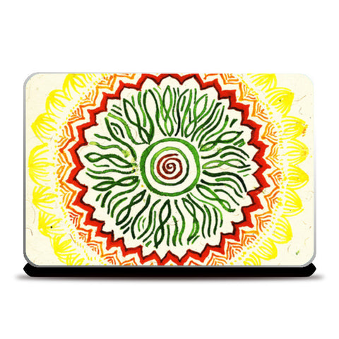 Laptop Skins, Energy Flow of The Earth Laptop Skins | Artist : Aashna Aasif, - PosterGully