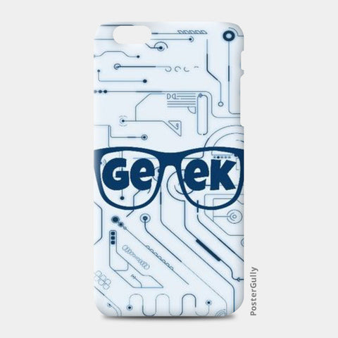 iPhone 6 Plus / 6s Plus Cases, GEEK iPhone 6 Plus / 6s Plus Cases | Artist : Sarbani Mookherjee, - PosterGully