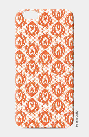 Packed Polkas iPhone 6/6S Cases | Artist : Its ZentTangleD