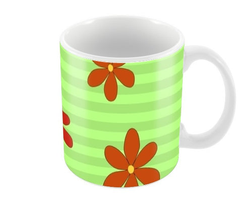 Flowers  Coffee Mugs | Artist : Pallavi Rawal