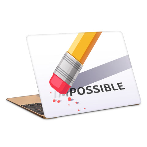 I Am Possible Artwork Laptop Skin