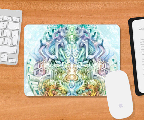 Abstract Mousepad | Artist : Randolph Matthias